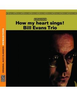 The Bill Evans Trio - How My Heart Sings! [Original Jazz Classics Remasters] - (CD)
